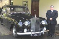 1958 Rolls Royce Hearse